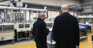 New York Times tour Advanced Chemical Etching in Telford